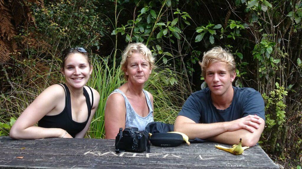Wwoffing en Nouvelle-Zélande - Randonnée à Sanctuary Mountain Maungatautari