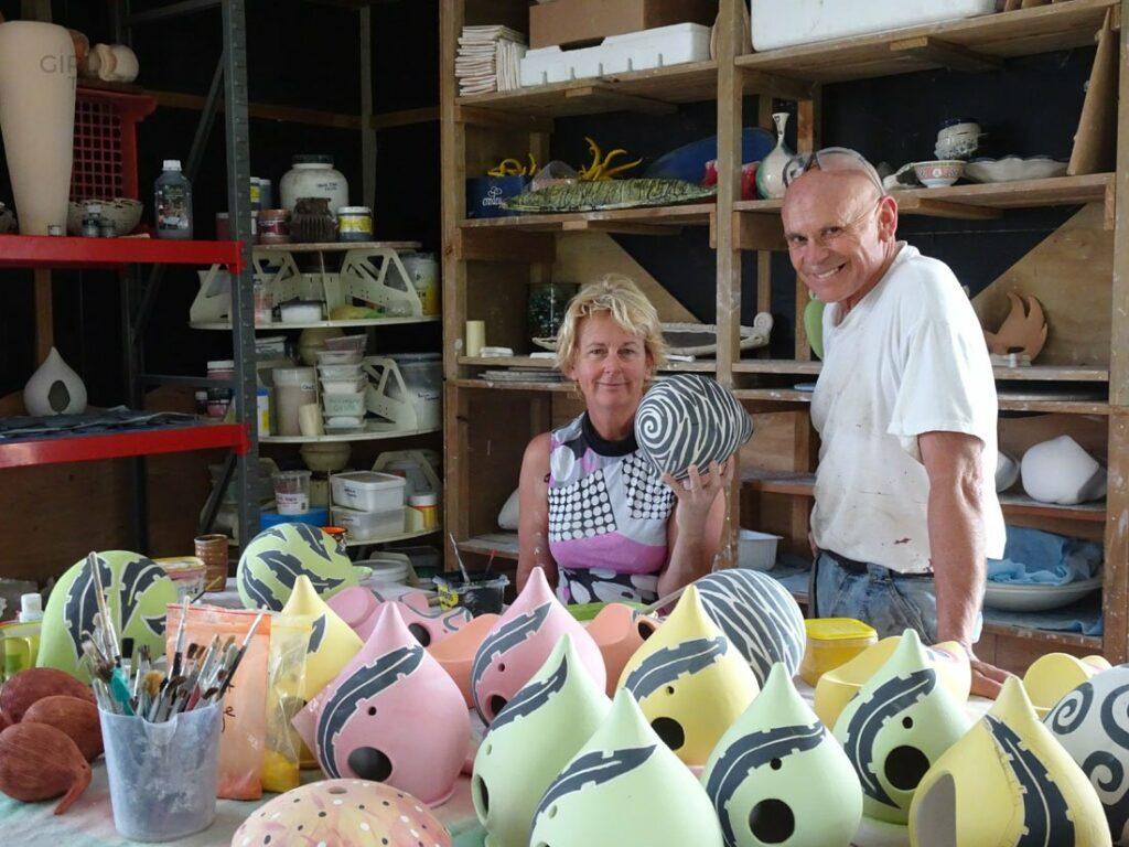 Wwoffing en Nouvelle-Zélande - Wwoofing au Studio de poterie - Girltrotter