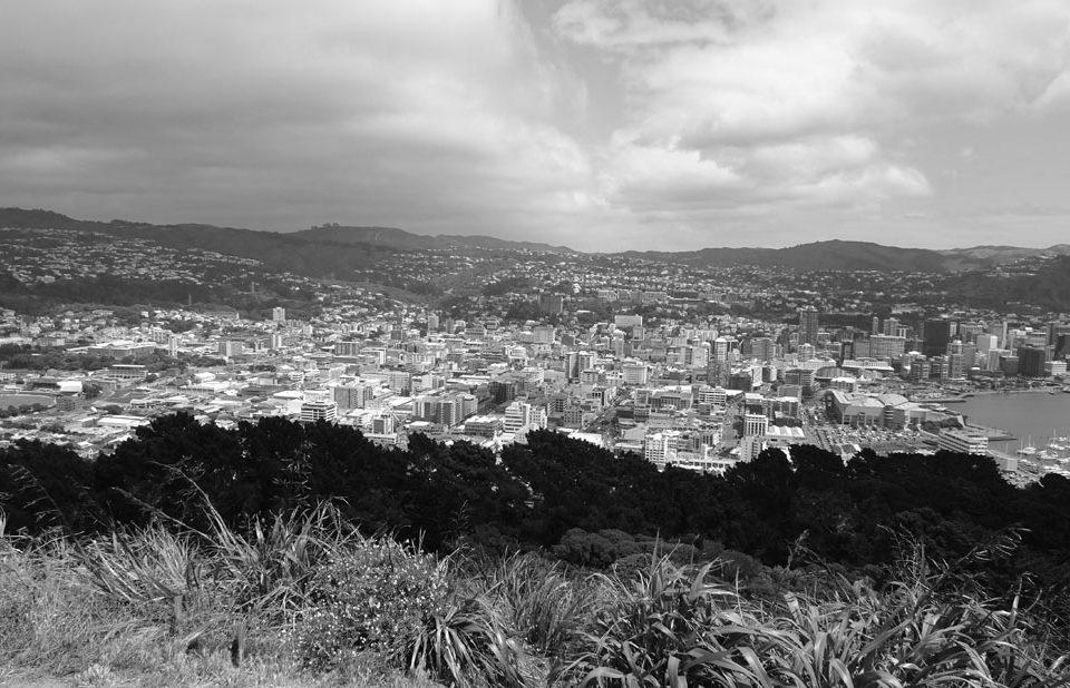 Wellington Mont Victoria - Girltrotter