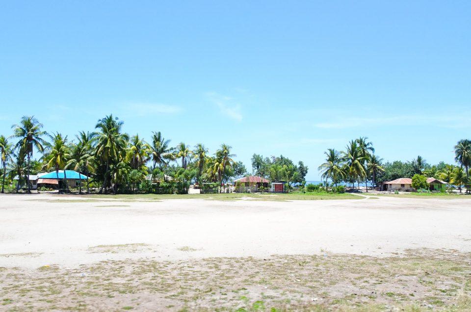 Voyage de Maumere à Moni sur l'Île de Flores en IndonésieE
