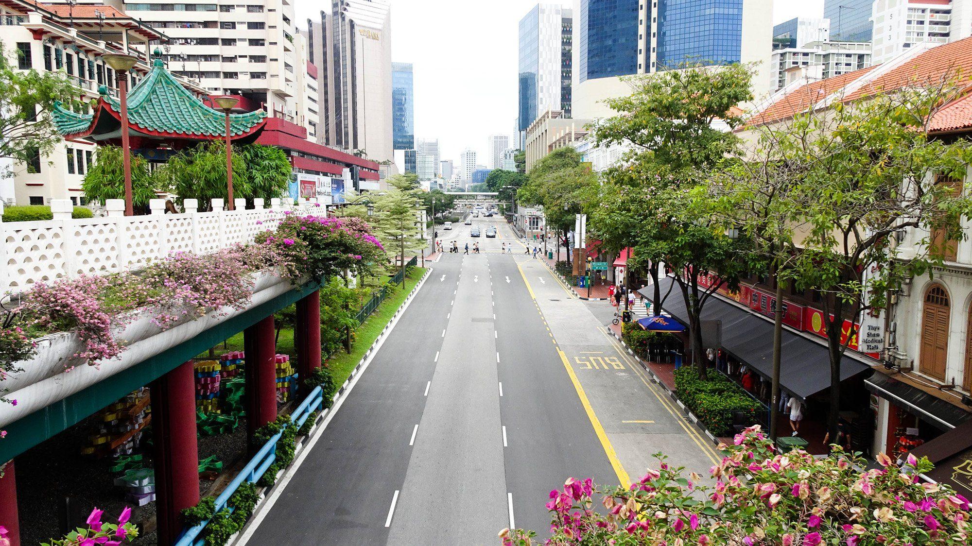 Preparer son voyage a singapour en budget et en pratique for Dans quel pays se trouve singapour