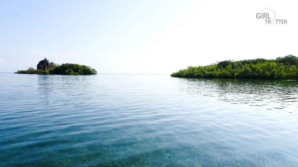 Croisière et visite du jardin de la mer de Riung sur l'île de Flores en Indonésie - Taman Laut