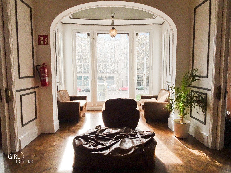 Auberge de jeunesse Casa Gracia Barcelone by Girltrotter