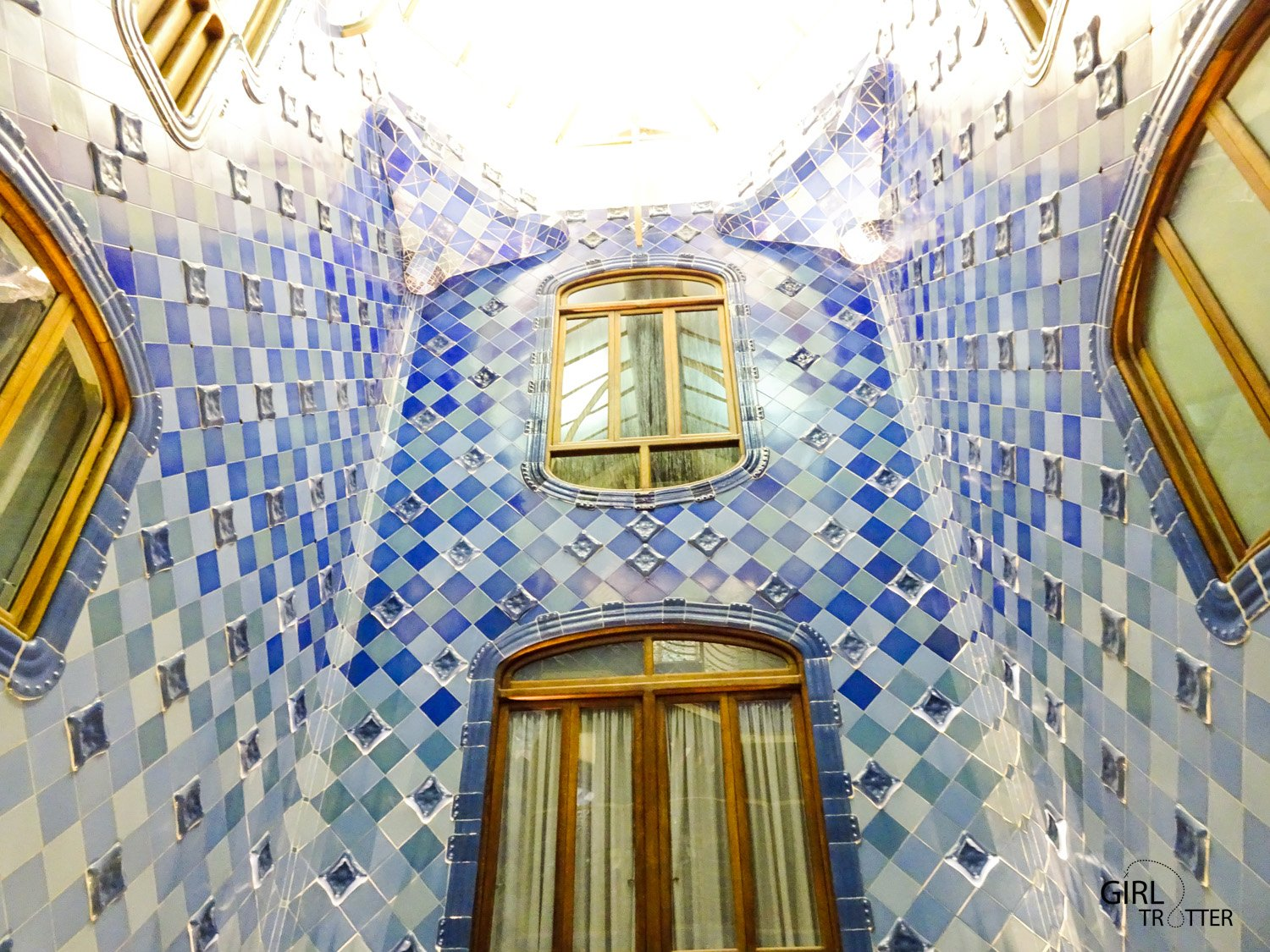 Casa Battlo Barcelone - Girltrotter