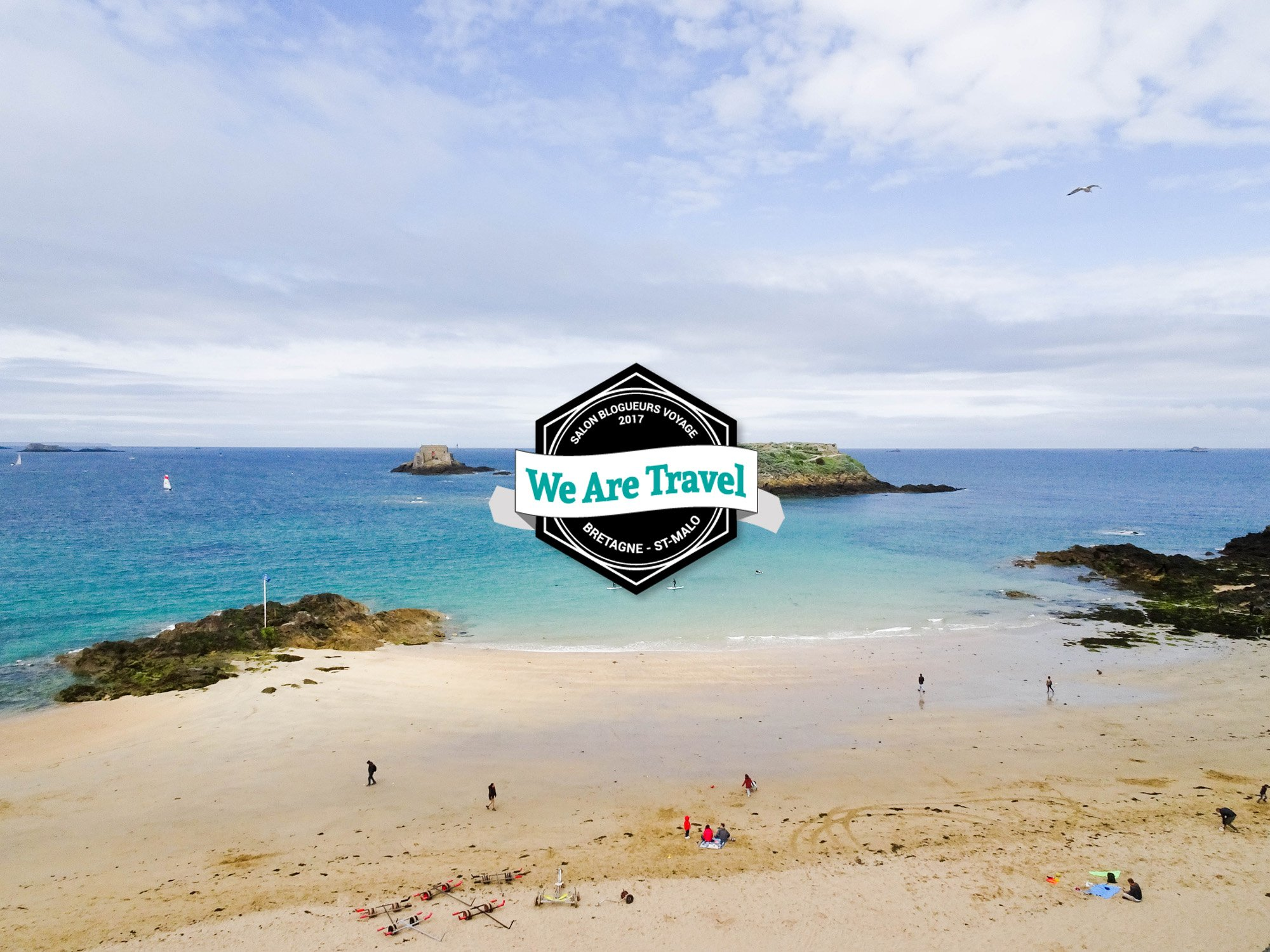 Le salon des blogueurs 2017 - We Are Travel - Saint Malo - Girltrotter