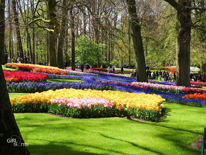 Keukenhof parc hollande