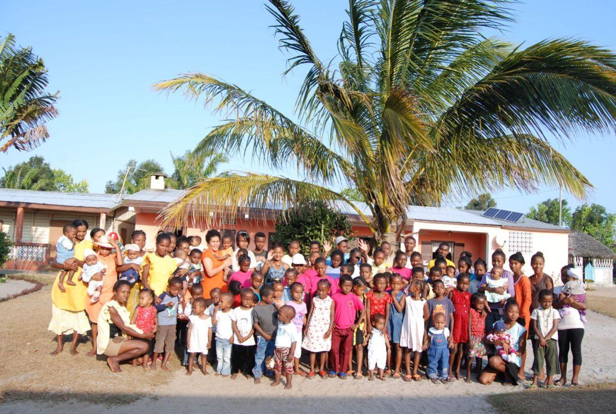Les enfants du CATJA soutenus par JOY