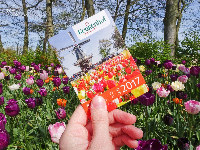 Parc Keukenhof hollande