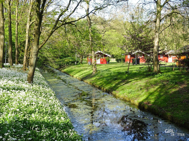 pays-bas Camping Hostel Amsterdam Het Amsterdamse Bos