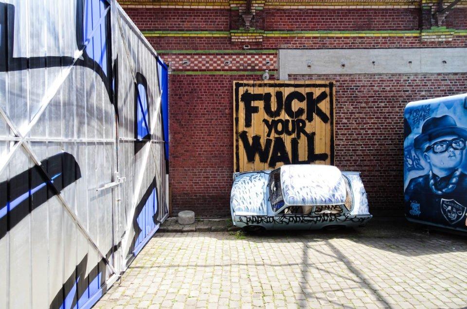 EXPO : STREET ART GÉNÉRATION(S) A LA CONDITION PUBLIQUE DE ROUBAIX