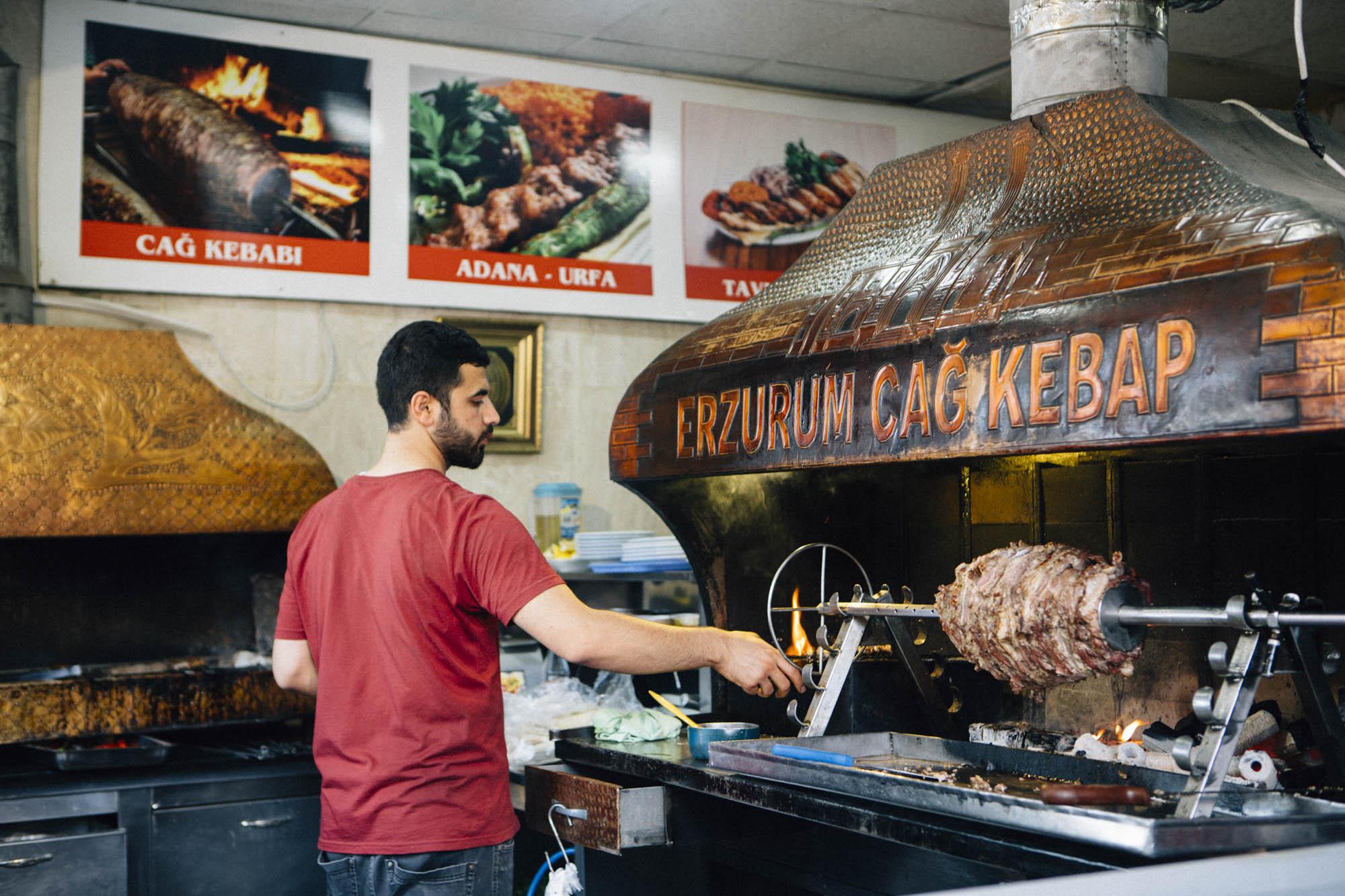 Restaurant Erzurum Cag Kebap Istanbul