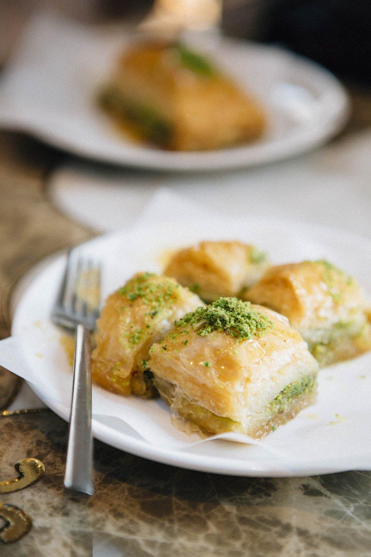 Safa pâtisserie istanbul