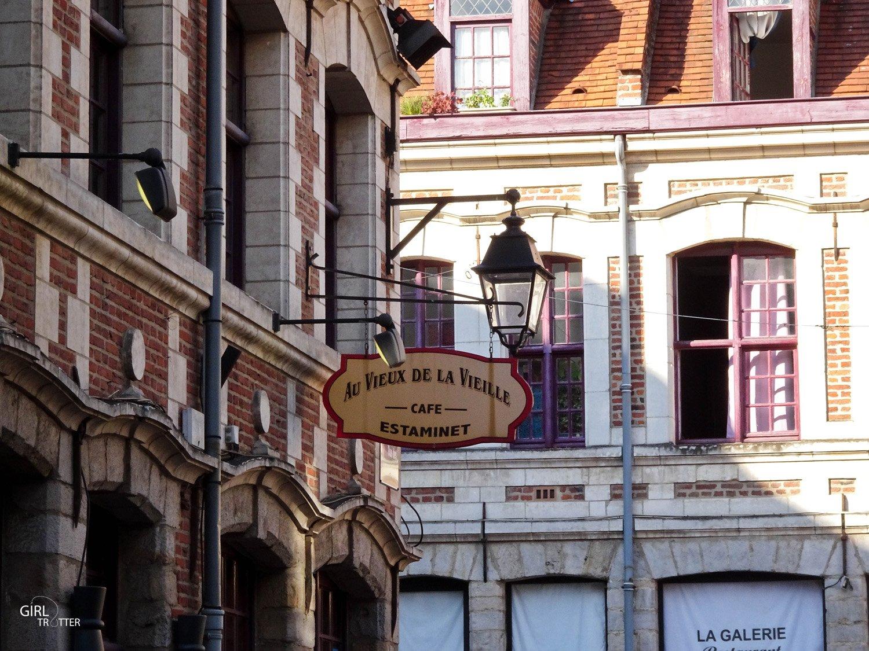 Estaminet les vieux de la vieille Lille