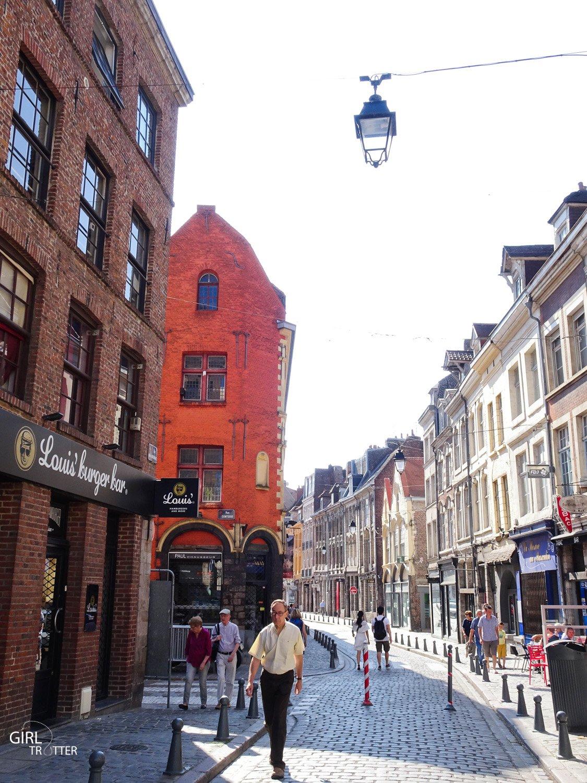 Rue de la monnaie hospice comtesse