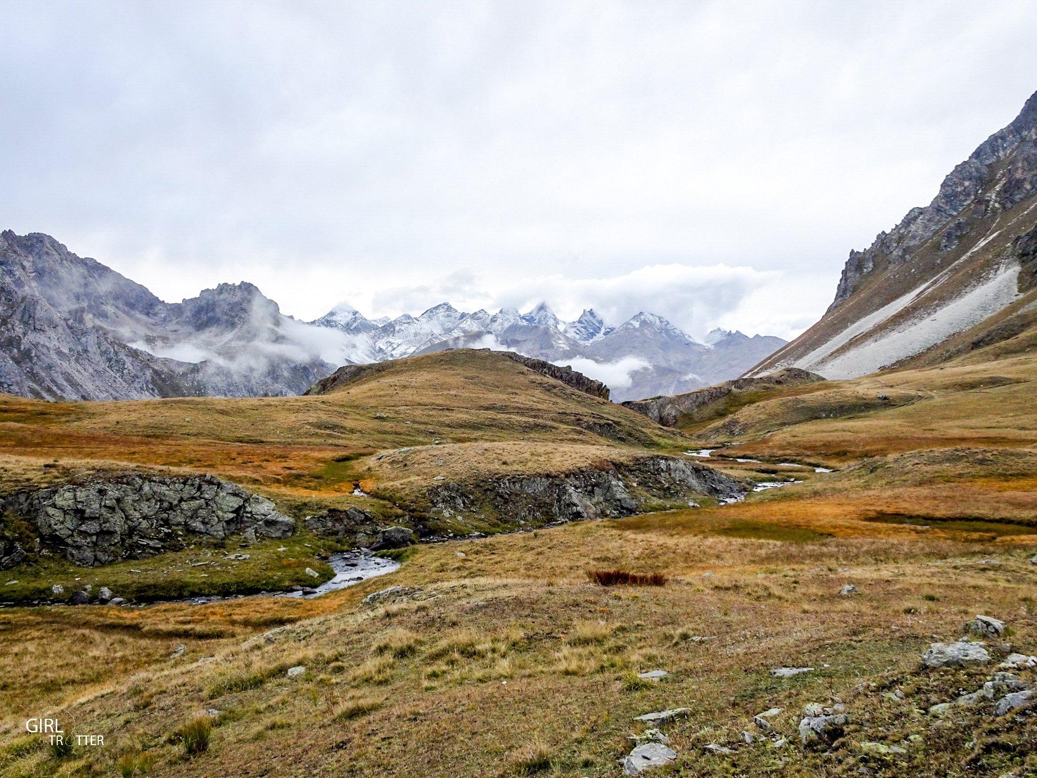 Rando 4 lacs - tour de la fourche - Valloire