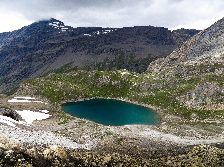 Randonnee Haute Savoie Vanoise Tignes Val d'Isere - Lac du Santel