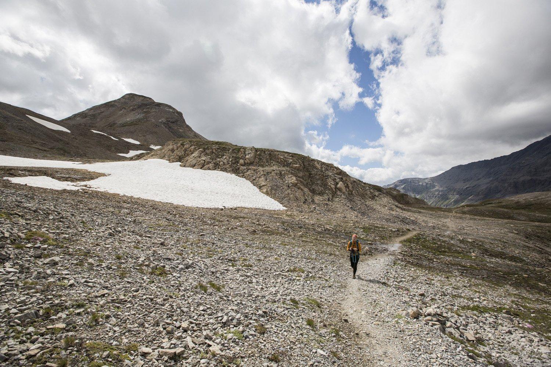 Randonnee Haute Savoie Vanoise Tignes Val d'Isere - Col de la Baillettaz