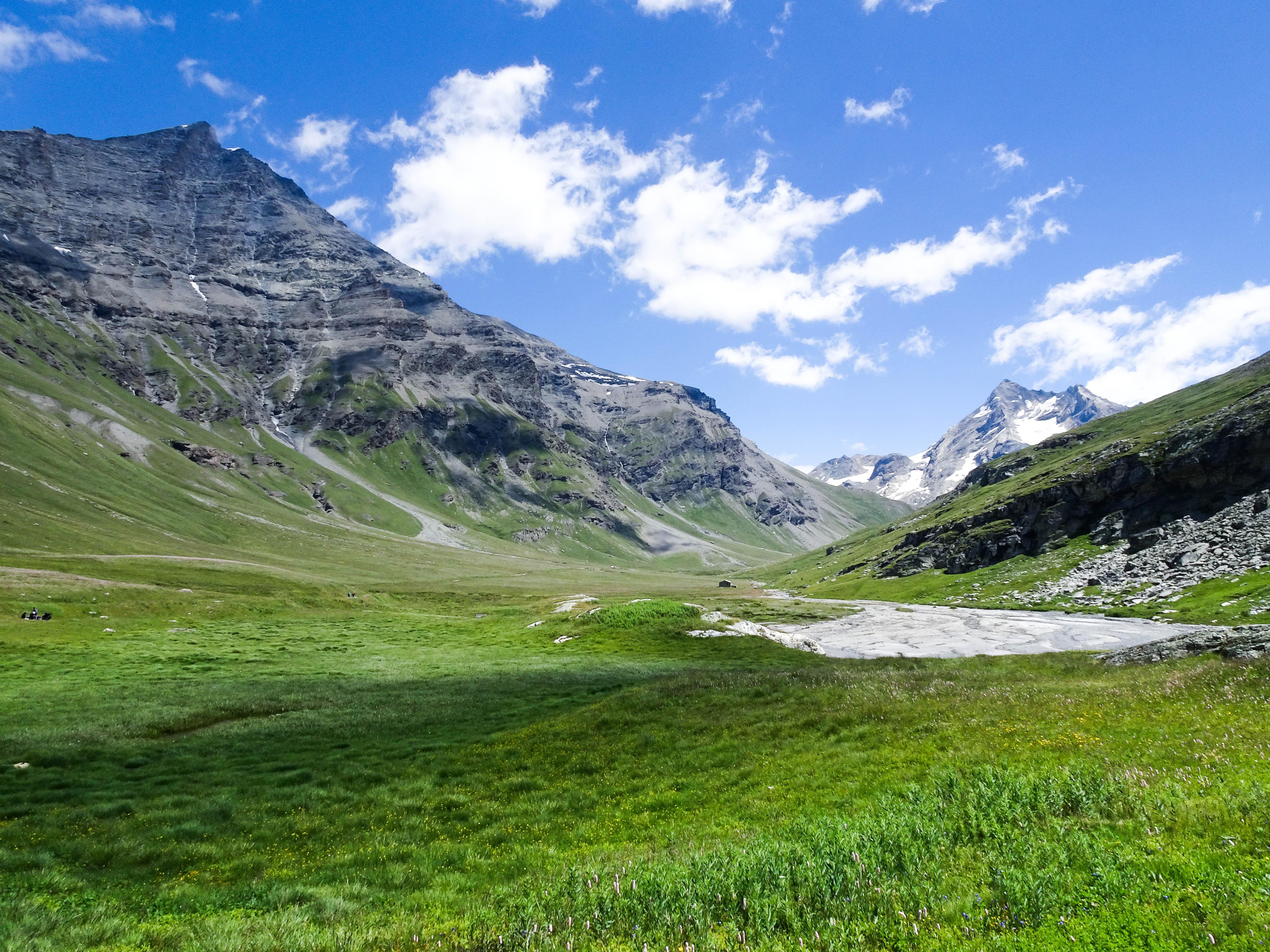 Randonnee Haute Savoie Vanoise Tignes Val d'Isere - Le Saut Tignes