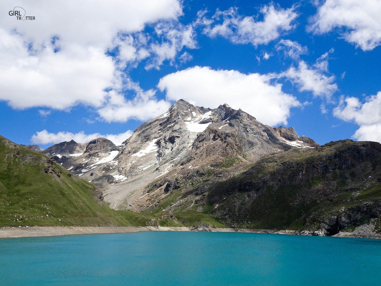 Randonnee Haute Savoie Vanoise Tignes Val d'Isere - Lac de la Sassiere