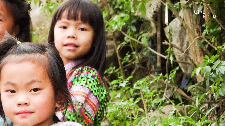 Tribu Hmong, Sapa Vietnam