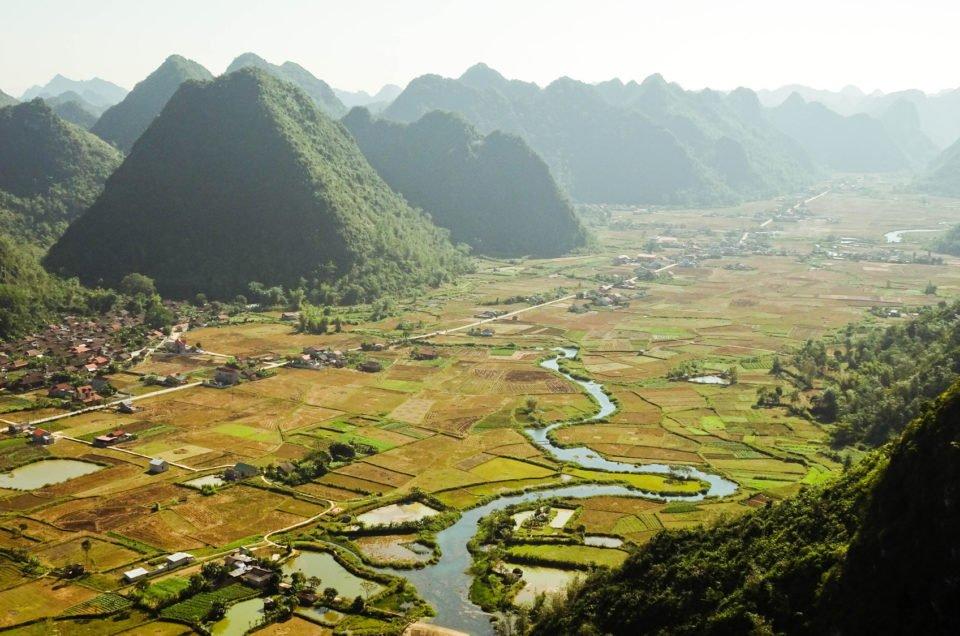 Quhyn Son Vallée Vietnam
