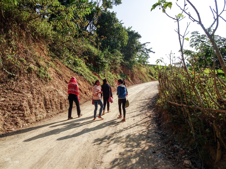 Tester ses limites en voyage et savoir lâcher prise - Réflexion de voyage