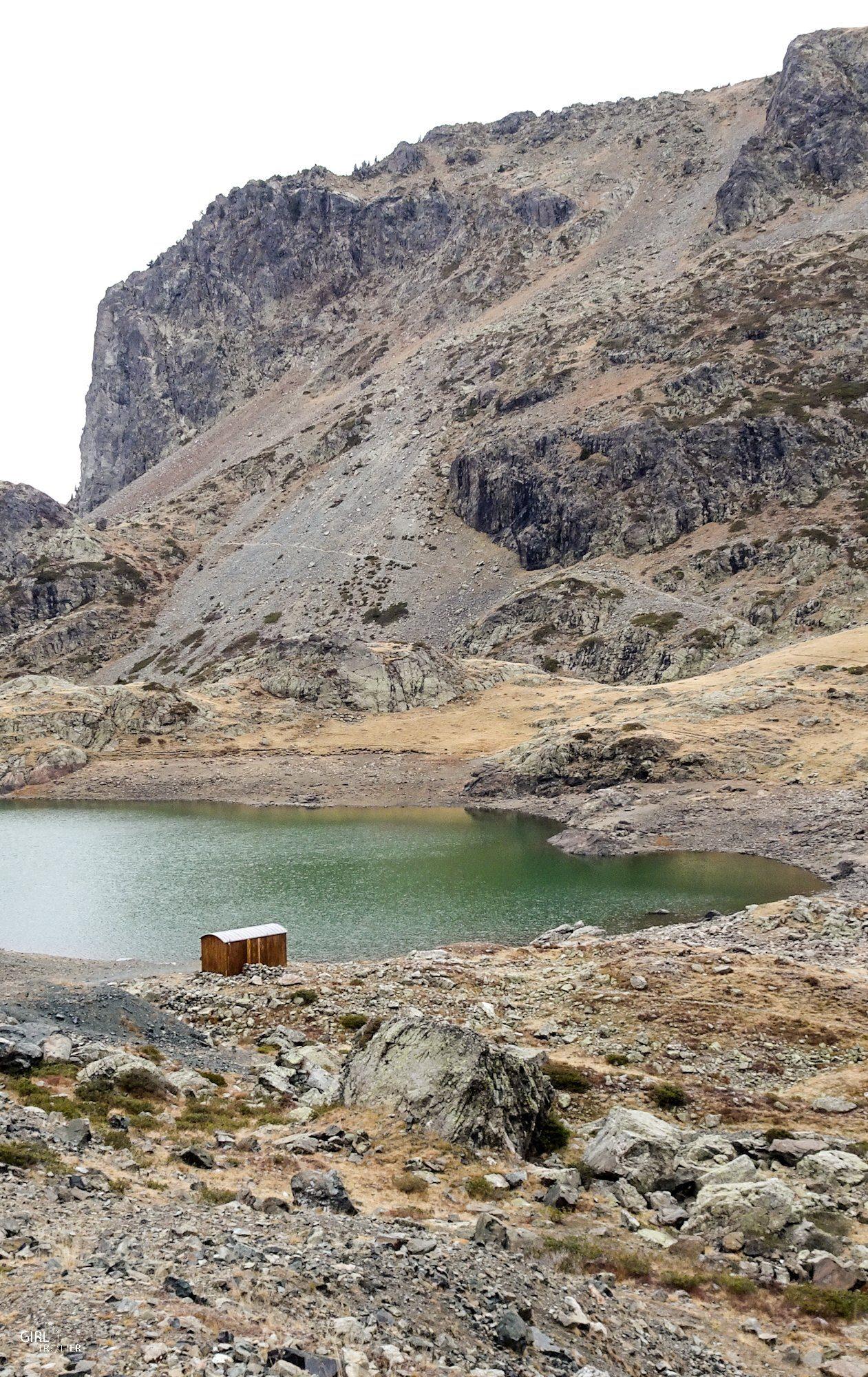 Lacs Robert Randonnée