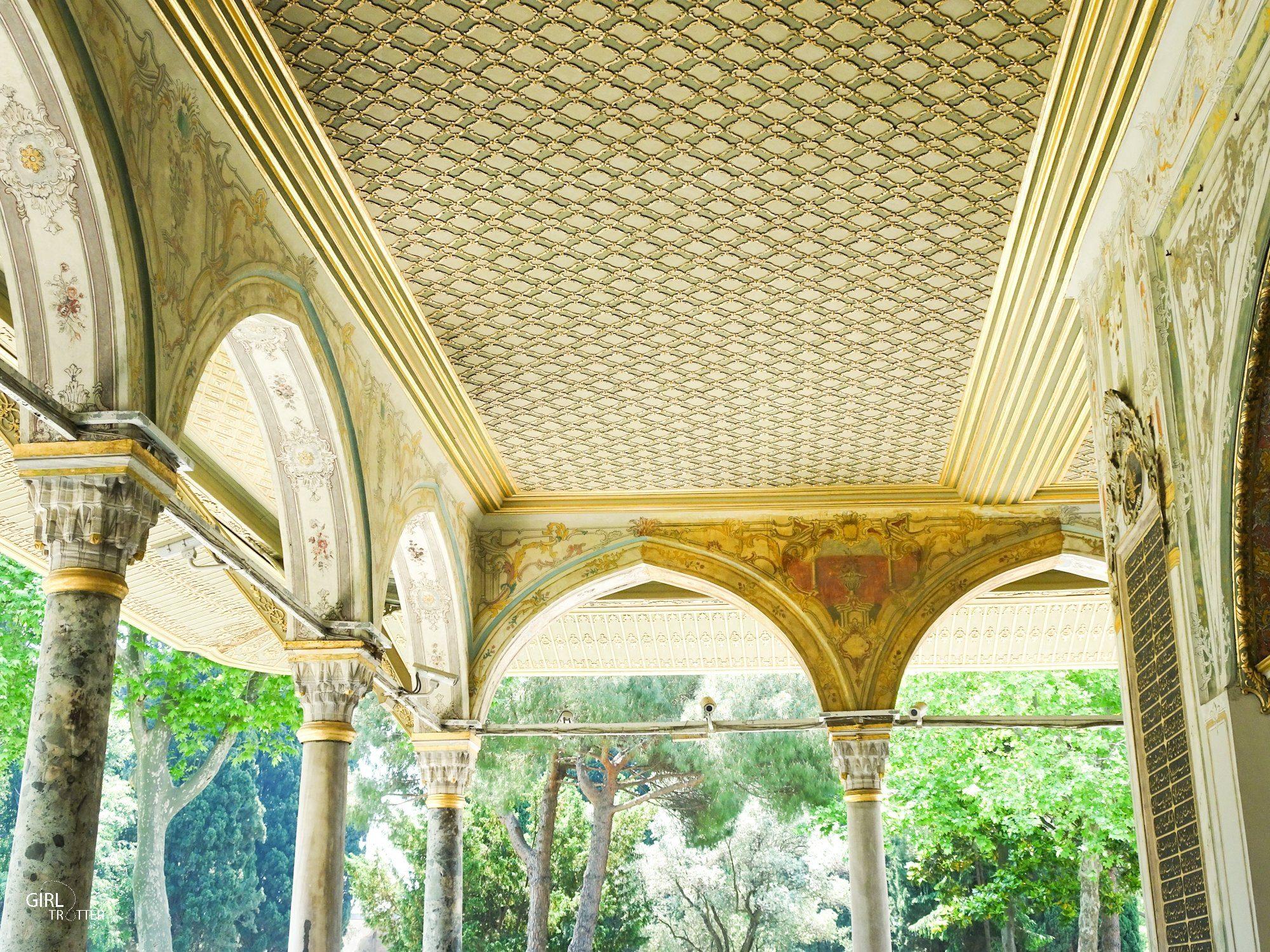 Palais de Topkapi Istanbul - Conseil Impérial, dit salle du Divan