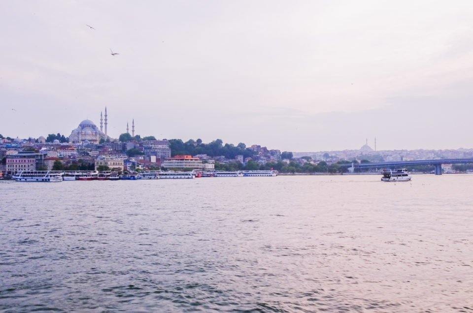 Voyage a Istanbul