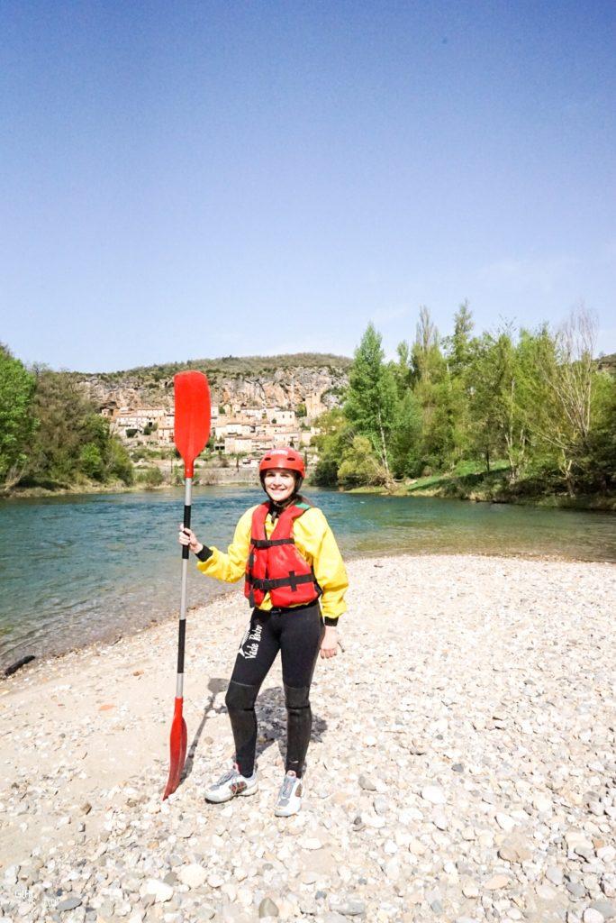 Canoe sur le Tarn en Aveyron
