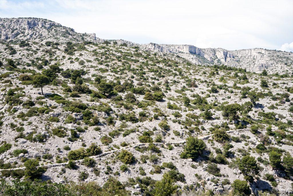 Randonnée au Col de Devenson dans les calanques de Marseille