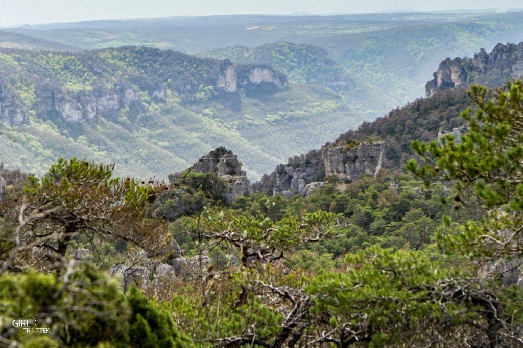 Gorge du Tarn en Aveyron