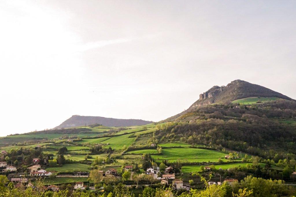 Puech D'andan dans l'Aveyron