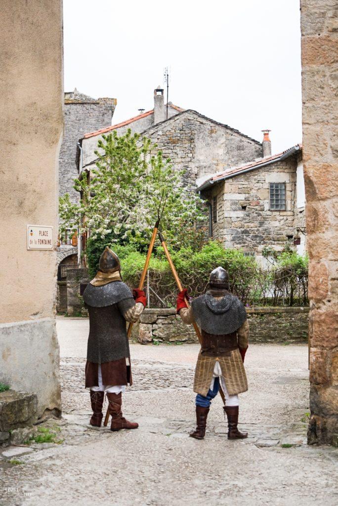 Village médiéval de Sainte-Eulalie-de-Cernon