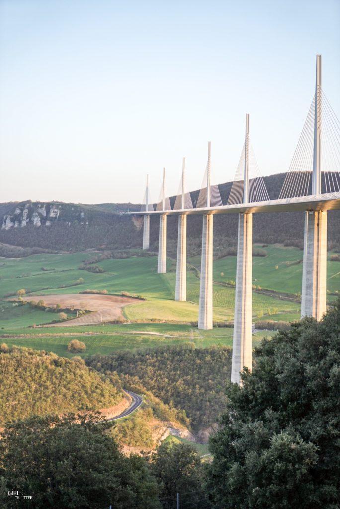 Viaduc de Millau - Aveyron