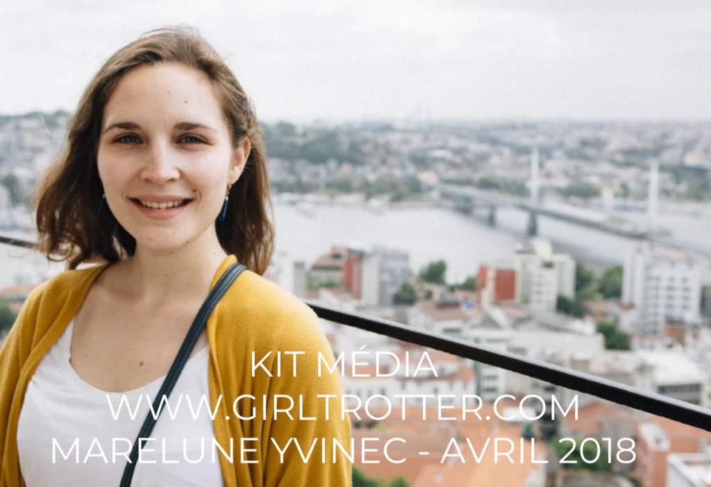 Kit Media Girltrotter blog de voyage