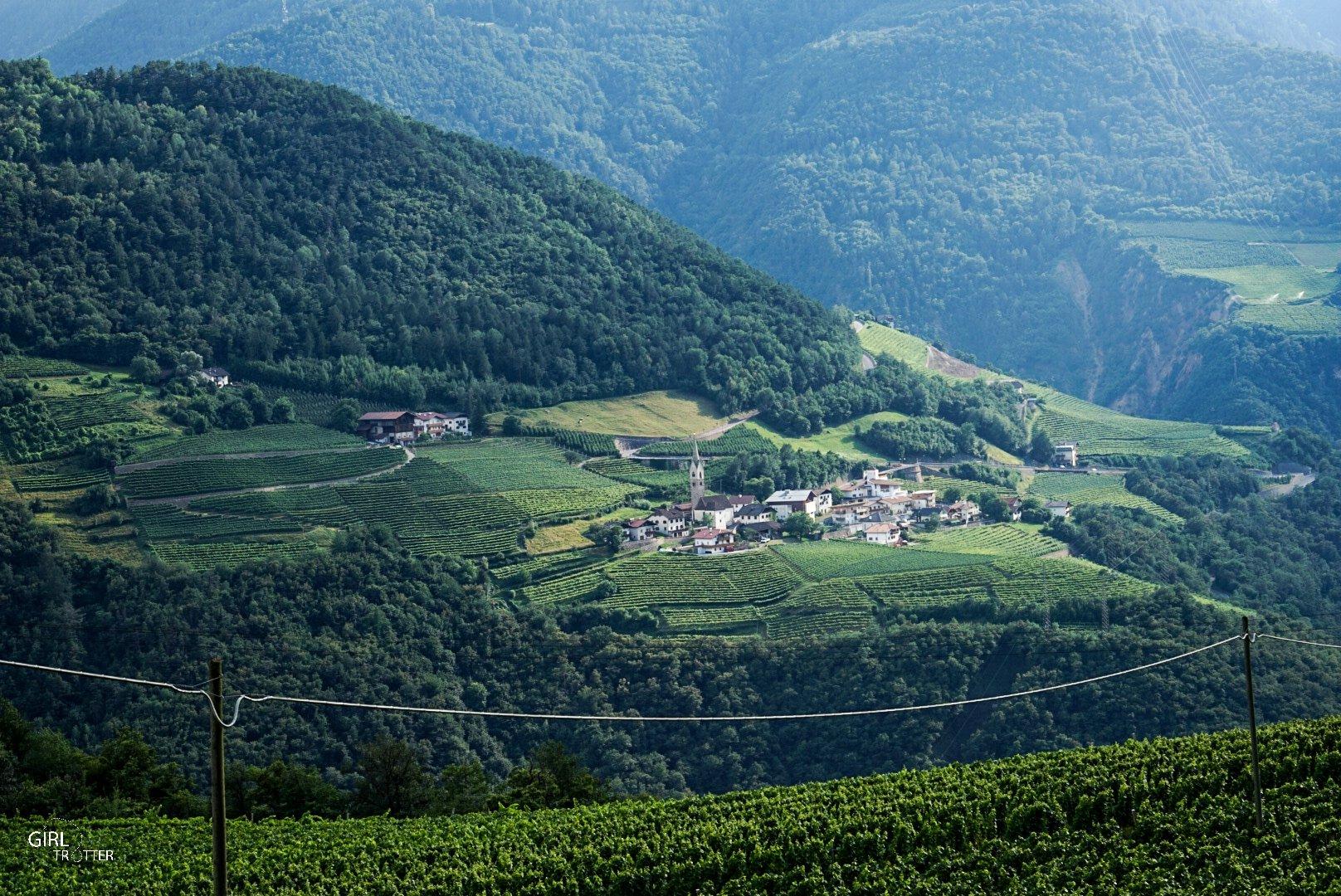 Roadtrip dans les Dolomites