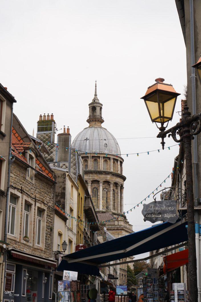 Vieille ville de Boulogne sur mer