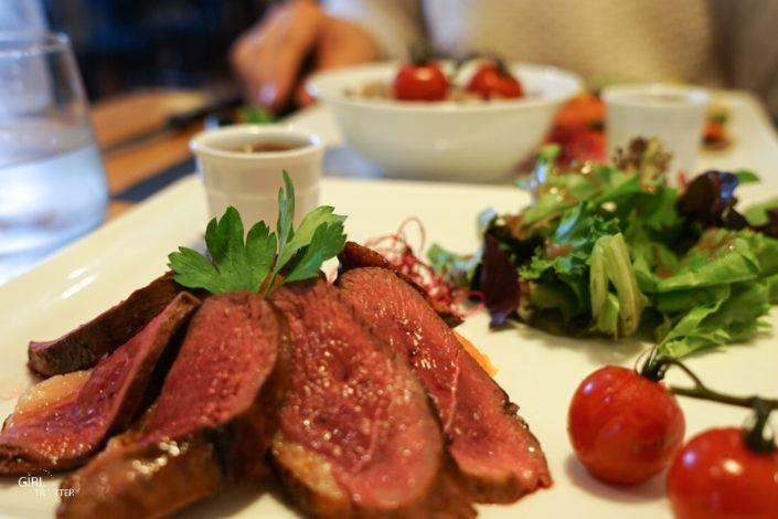 Restaurant Bistrot 2 Monpazier