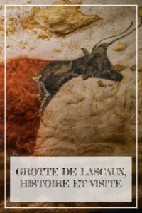 Epingle Pinterest - Grotte de Lascaux Histoire et visite