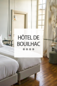 Epingle Pinterest - Hotel de Bouilhac a Montignac