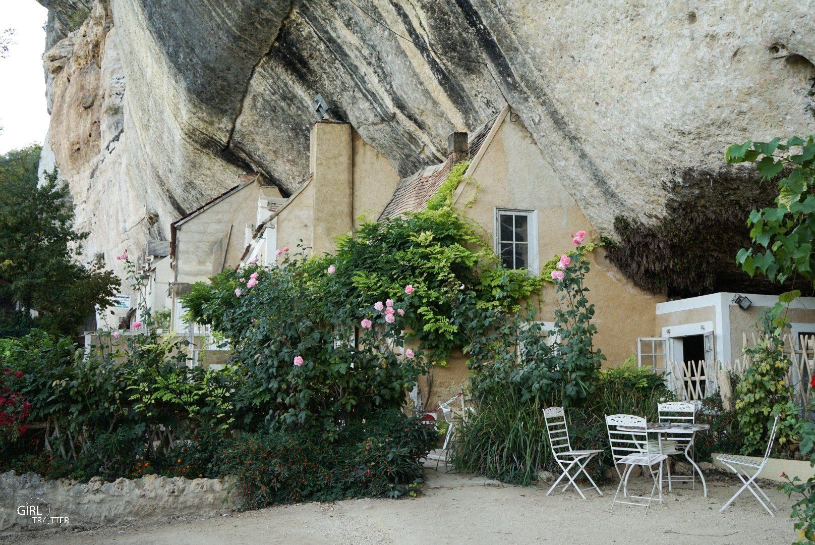 Grotte géologique du grand Roc - Périgord
