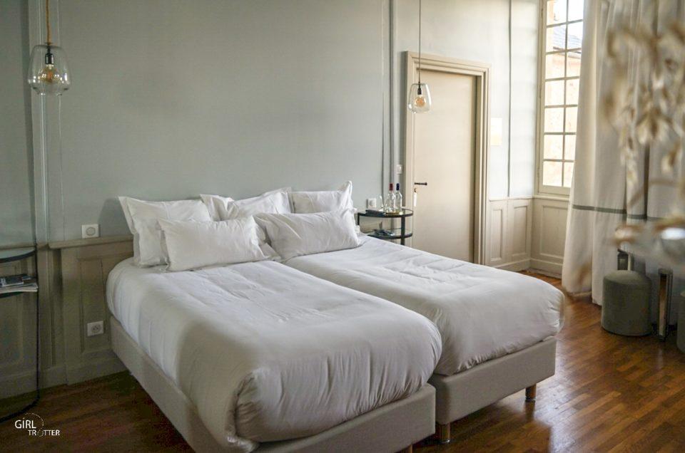 L'Hôtel de Bouilhac, un nid douillet chargé d'Histoire à Montignac
