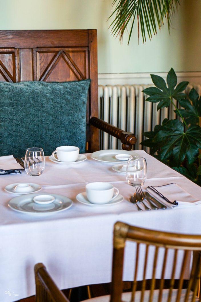 Salle du Petit déjeuner - Hôtel de Bouilhac - Montignac