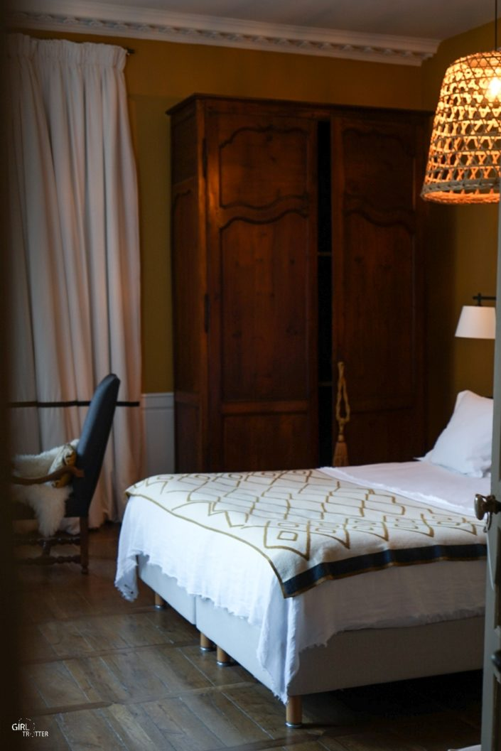 Suite Hôtel de Bouilhac à Montignac dans le Périgord