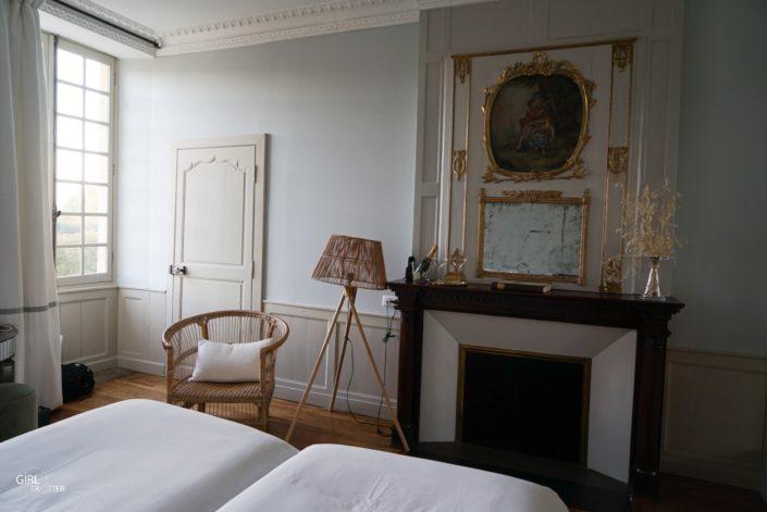 Chambre Hôtel de Bouilhac à Montignac dans le Périgord