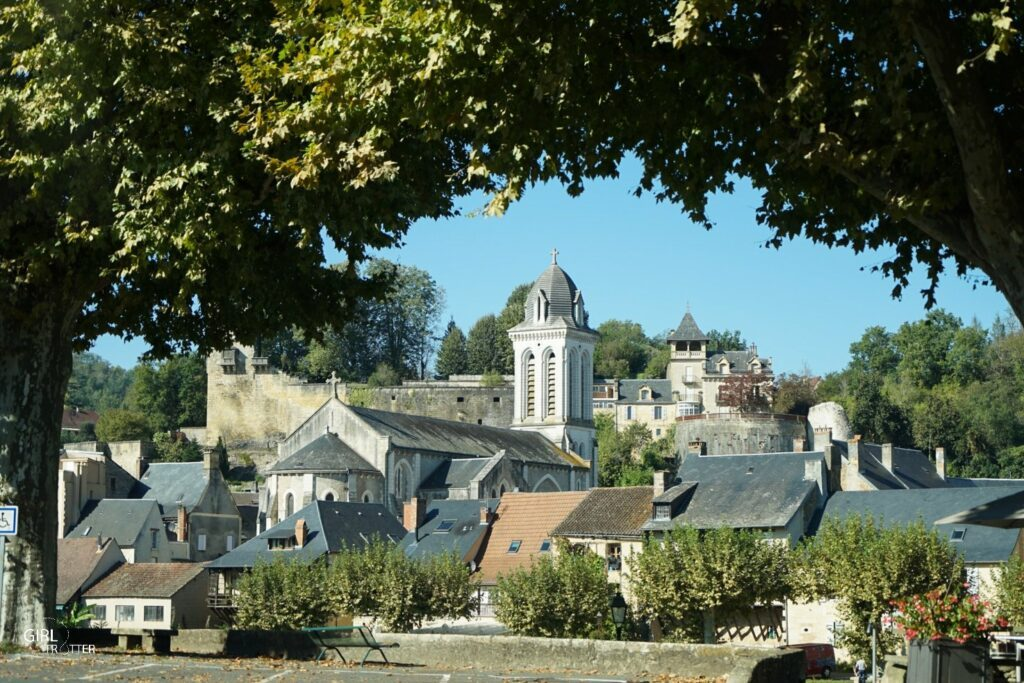 Vue de Montignac Périgord