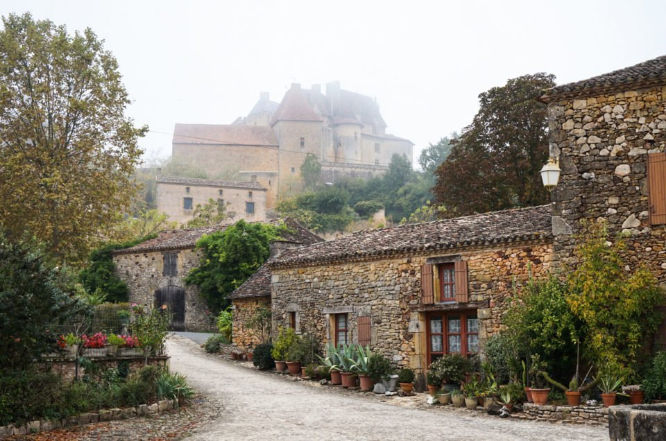 Weekend en France dans le Périgord
