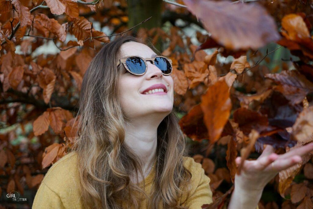 Idée Cadeau voyageur : lunettes de soleil Rezin