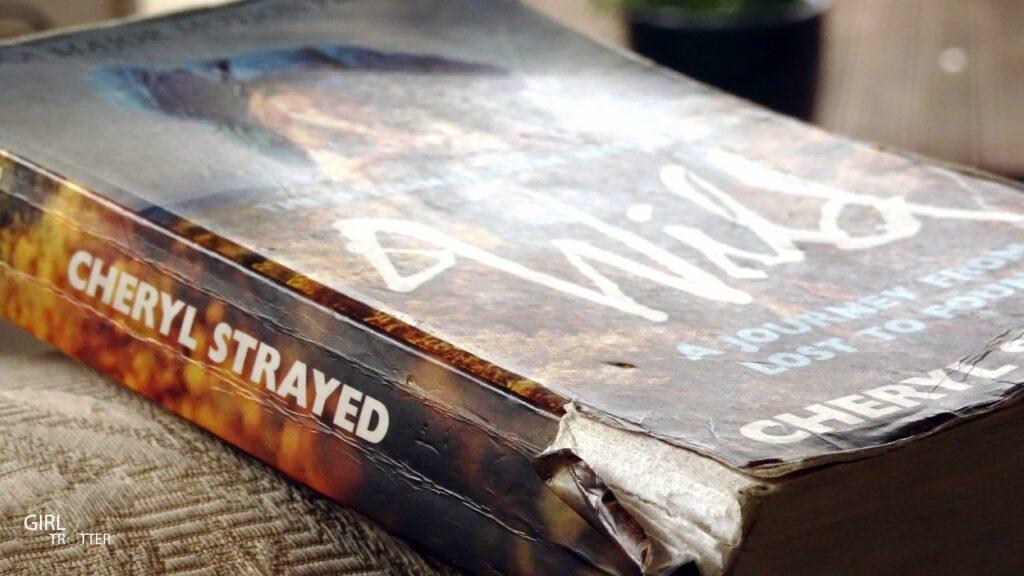 Livre Wild Cheryl Strayed - lecture voyage